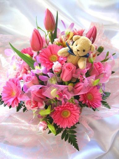 Tres beau bouquet de fleurs blog de romantique21160 - Un beau bouquet de fleurs ...