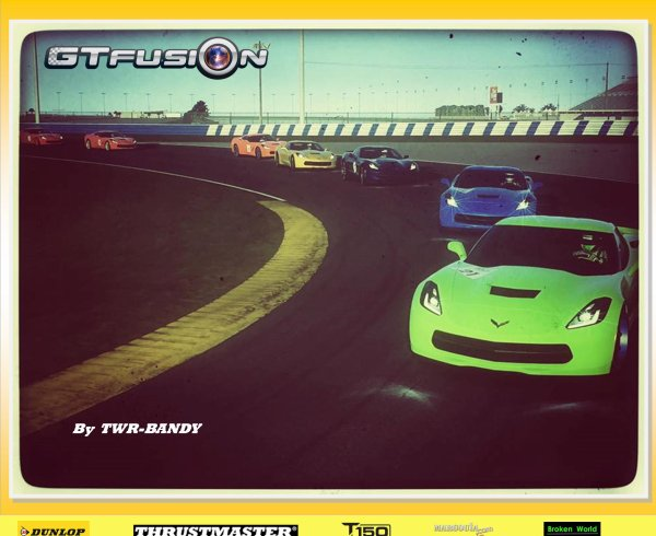 GTfusion - Gran Turismo World Championship - Round 2 2016 - Race Pictures