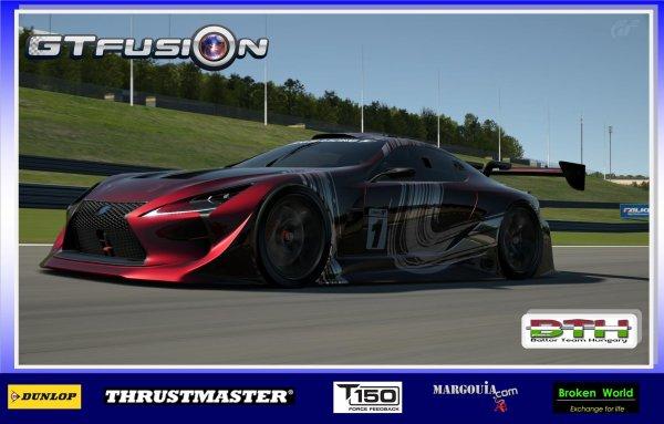 GTfusion - Gran Turismo World Championship - Round 3 2016 - Training Pictures