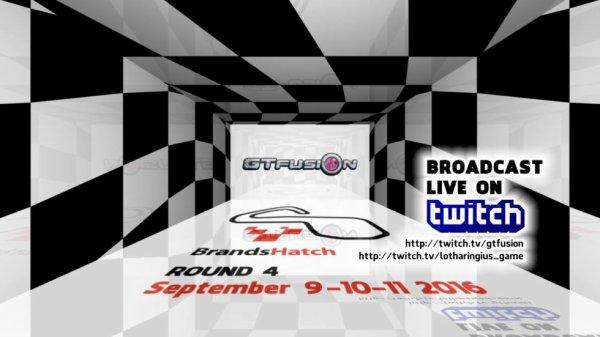 GTfusion Round 4 2016 - Gran Turismo World Championship- En direct