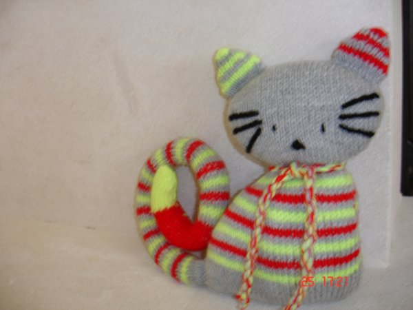 "doudou "" chat-chat"