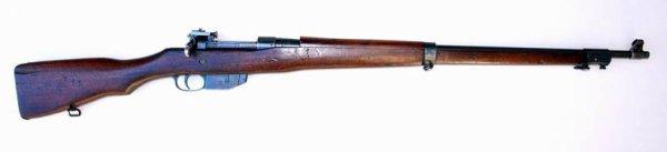 Fusil et ba�onnette canadien Ross mod�le 1910