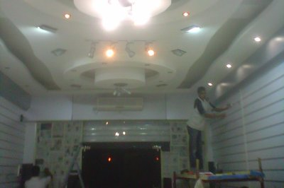 Plafond ba13 placoplatre blog de mohoualucobond for Fou plafond ba13