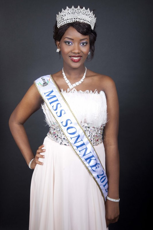 Casting miss Soninké France 2013