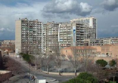 Felix piat 13 les cit s les plus chaudes de france - Castorama jardin marseille argenteuil ...