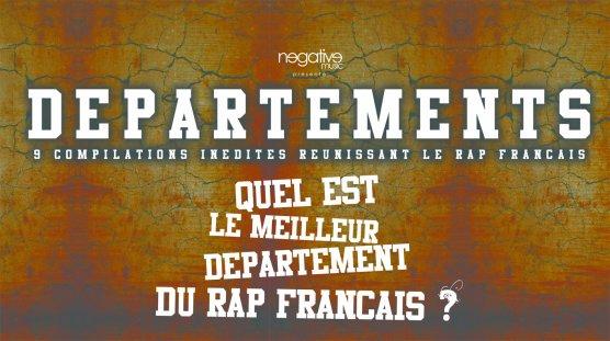 Quel est le meilleur département du rap français??