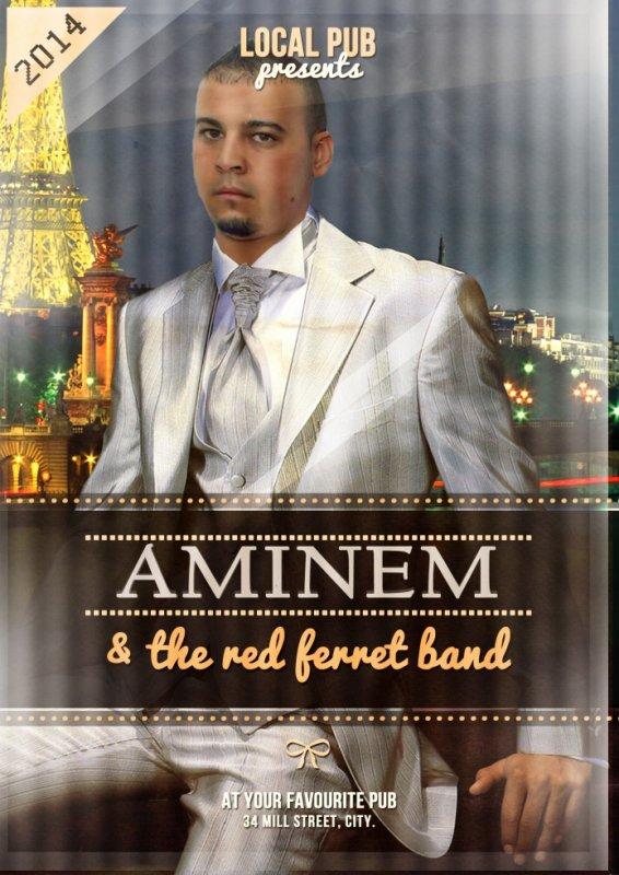 bn s mes freres c est Aminem