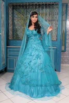 robes de mariée tunisienne