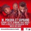 """RDV ce soir sur NRJ chez Cauet avec le frangin @sopranopsy4 pour le single """"Mieux que nous"""" ! #mieuxquenous #red"""