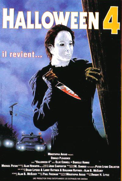 Halloween IV : Le retour de Michael Myers