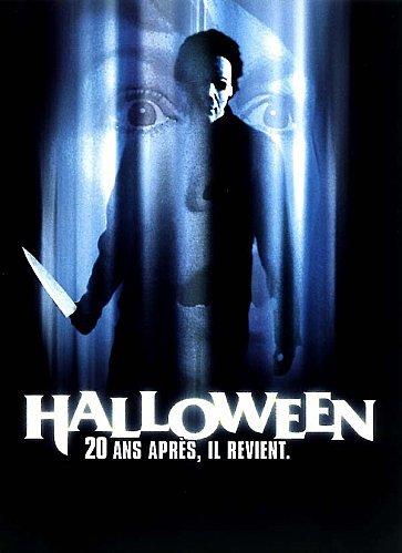 Halloween 20 ans apr�s , il revient