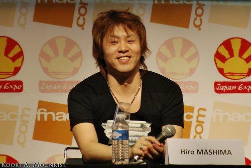 Hiro Mashima auteur de Rave master et Fairy tail