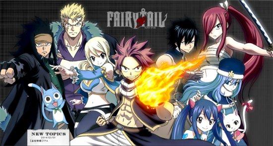 Résumés des Épisodes de Fairy Tail SPOIL(à remettre à jour)