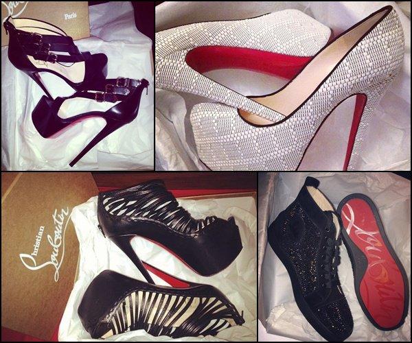 chaussures louboutin nabilla