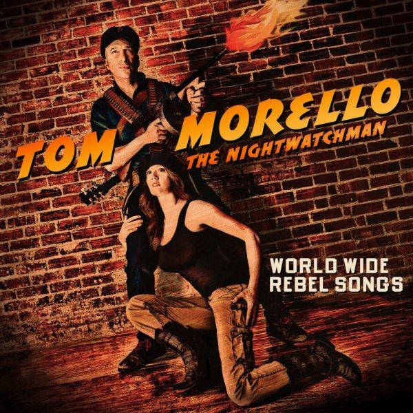 Nouvel album de Tom Morello