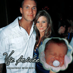 Randy, his wife Samantha and daughter Alanna.