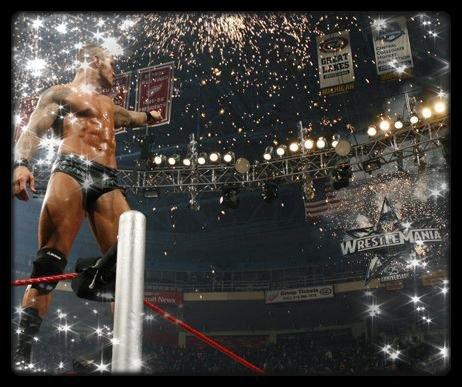 Randy Orton winning the Royal Rumble 2009!