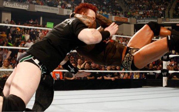 RKO Sheamus ON!