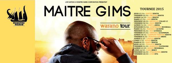 Tourn�e Maitre GIMS