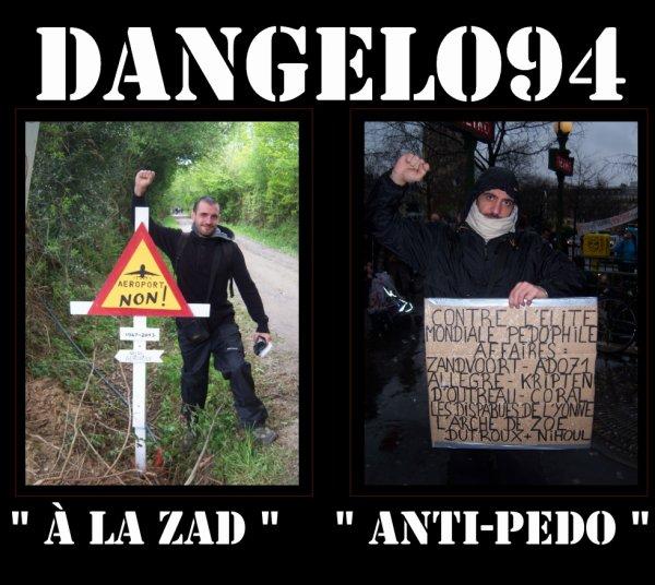 """Dangelo94 contre le syst�me """" MANIFS """""""