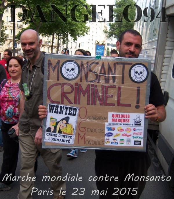 Dangelo94 Contre Monsanto
