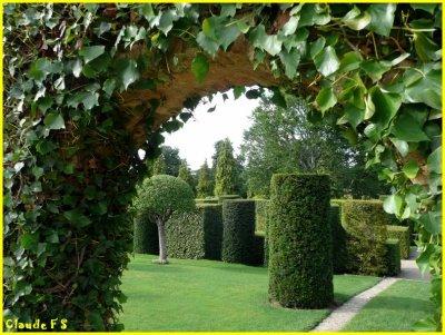 Les jardin de la renaissance italienne le jardin et les for Jardin renaissance