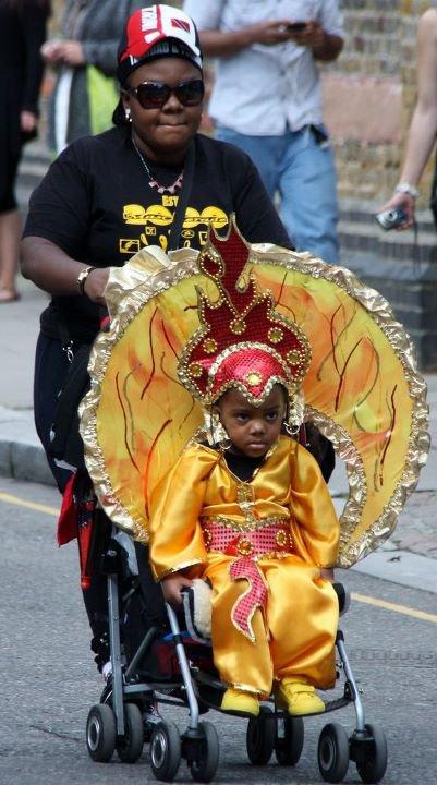 London Carnival - Notting Hill 2011