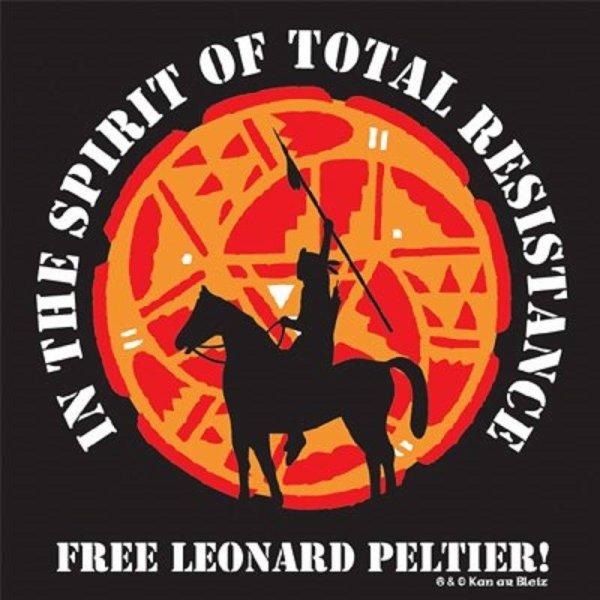 libert�pour Leonard Peltier