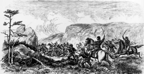 Dans les Black Hills Les Lakota ont gagné