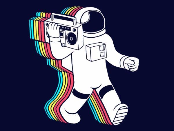 DJ BOSTON - Spaceman Bass House (2013)