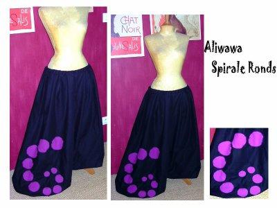 aliwawa spirale ronds sur commande et sur mesures ;)