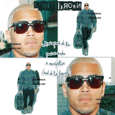 Chris Brown � Montpellier
