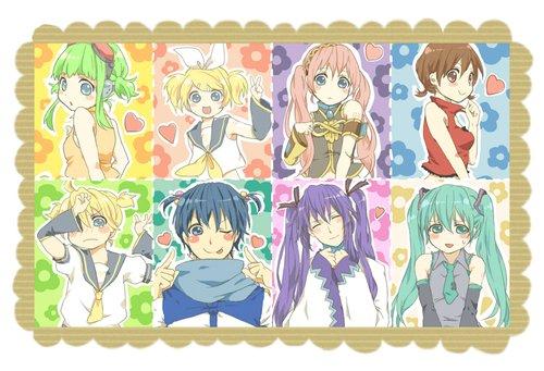 Vocaloids ♥