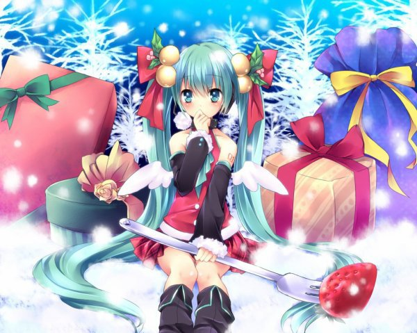 Joyeux Noel 2012 !! ^w^