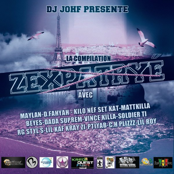Compilation zexpatryé DJ Johf