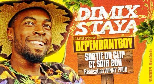 DJ Johf ft Dimix Staya - Dépendant Boy (cgflow)  (2014)