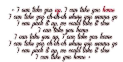 ‹ Justin Bieber - Take You › (2012)