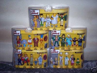 Figurine simpson  Achat / Vente jeux et jouets pas chers