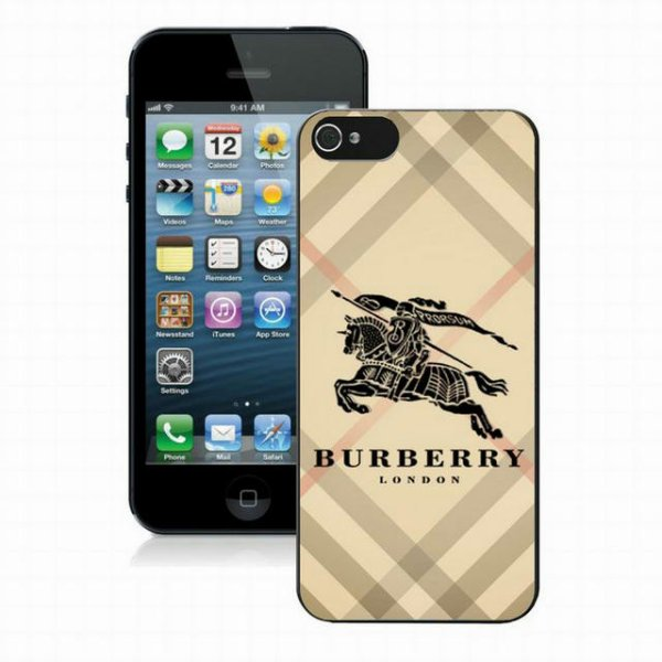 Coque Burberry Iphone de type demi coquille