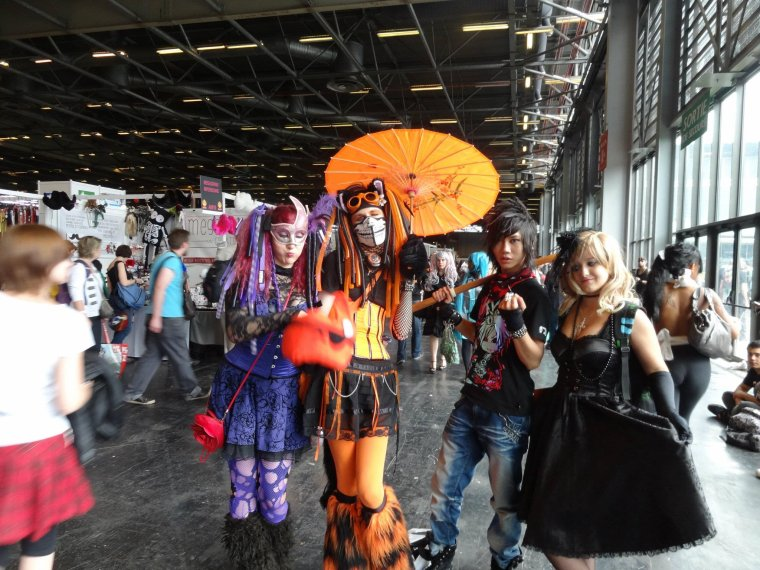 Japan Expo 13 �me impact (en construction)