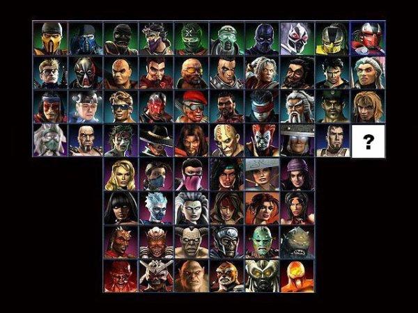 Mortal Kombat Armageddon Characters Bios | freesongs4u
