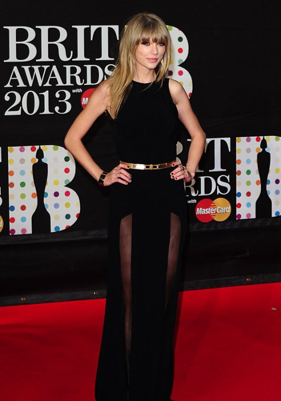 Brit Awards 2013 : One Direction, Taylor Swift, les plus belles photos de la soir�e !!!