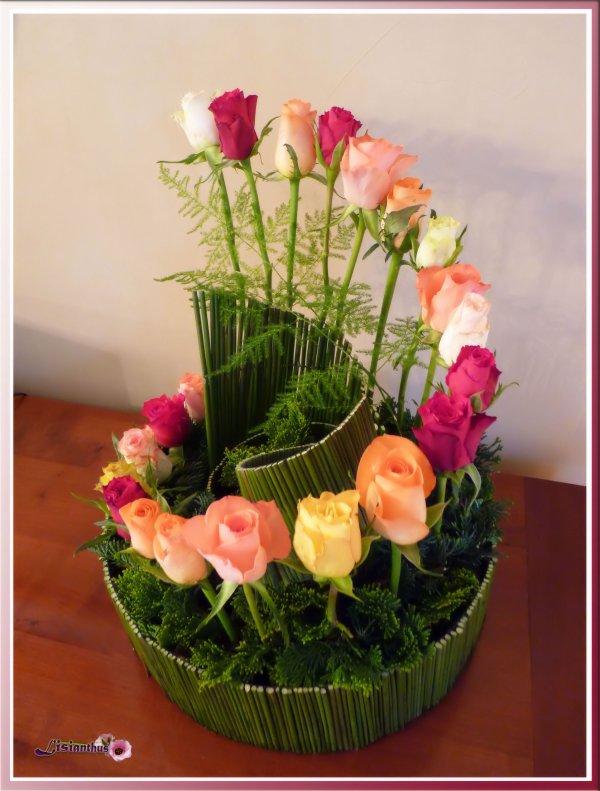 blog de lisianthus page 36 art floral bouquet cr ations florales de lisianthus. Black Bedroom Furniture Sets. Home Design Ideas