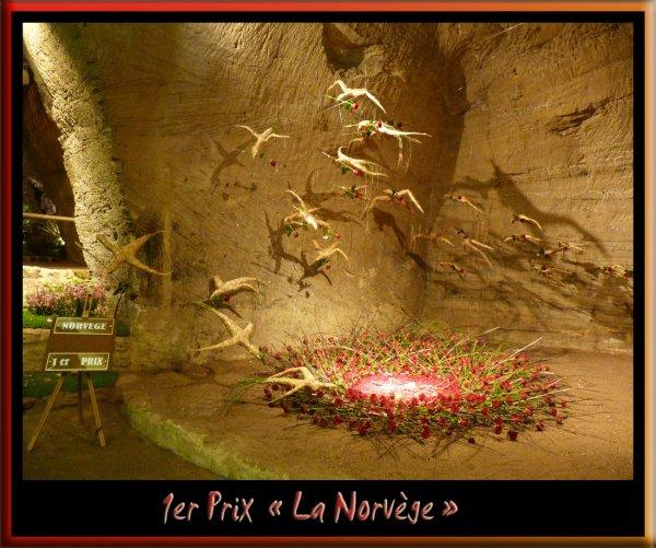 La fête de la rose Doué la Fontaine
