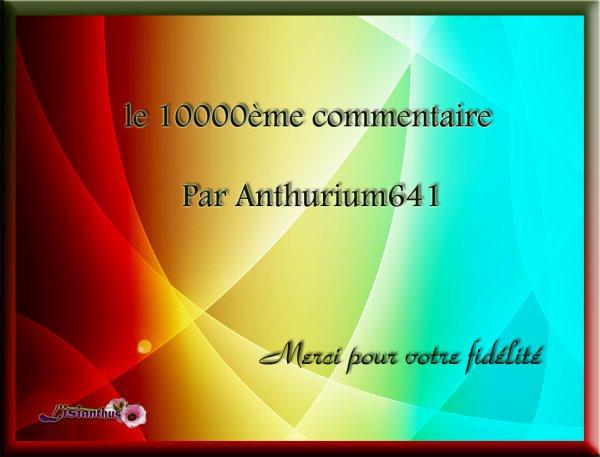 10000 ème commentaire