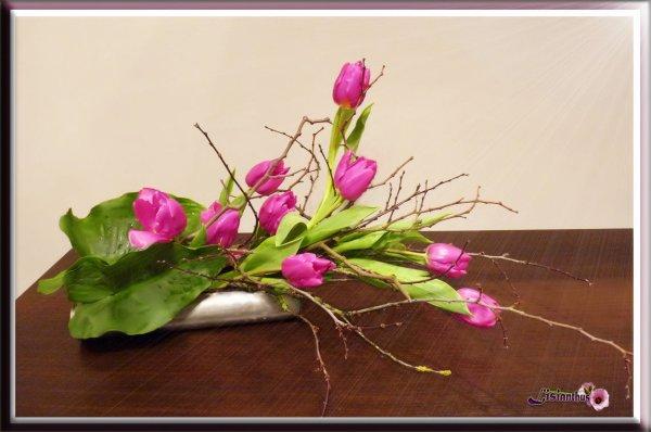 fagot de tulipes