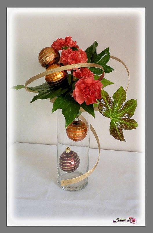 Bouquet d automne art floral 20170914181610 for Lisianthus art floral