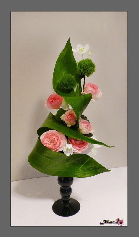 Blog de lisianthus page 11 art floral bouquet for Lisianthus art floral