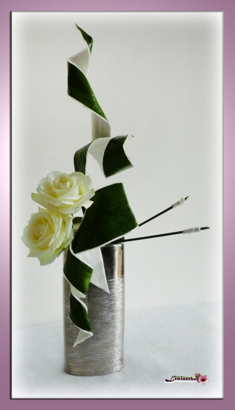 Articles de lisianthus tagg s art floral art floral for Bouquet par internet