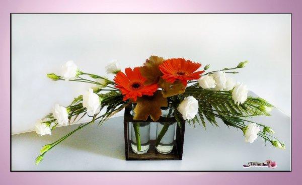Blog de lisianthus art floral bouquet cr ations for Lisianthus art floral